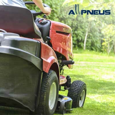 N 1 du pneu agricole g nie civil quad 4x4 allpneus for Cat espace vert
